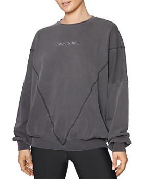Betsey Johnson - Rock N' Roll Sweatshirt