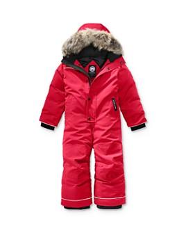 Canada Goose - Unisex Grizzly Fur-Trimmed Snowsuit - Little Kid