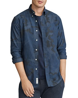 Polo Ralph Lauren - Classic Fit Camouflage Shirt