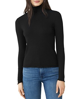 3x1 - Rib-Knit Turtleneck Top