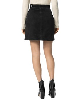 Joe's Jeans - Leather Utility Skirt