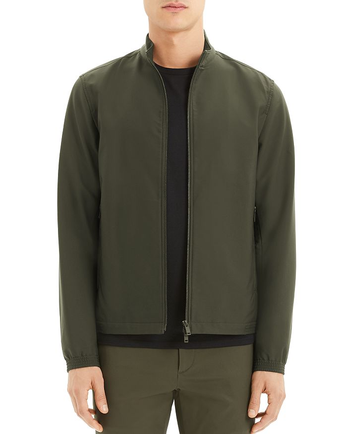 Theory Jackets TREMONT ZIP-FRONT JACKET