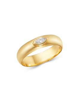 Zoë Chicco - 14K Yellow Gold Diamond Ring