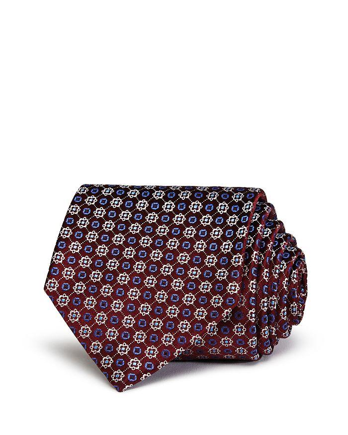 Ermenegildo Zegna - Framed Dot Classic Tie