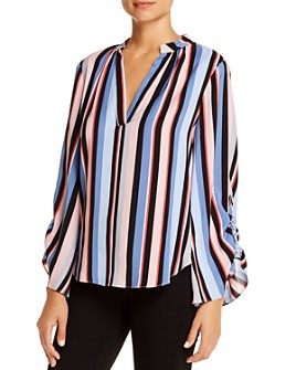 T Tahari - Striped Top