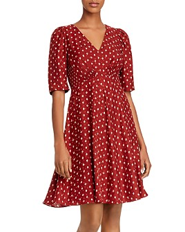 Rebecca Taylor - Sunrise Dot Dress