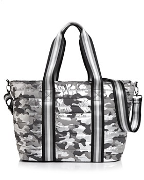 Think Royln - Wingman Shiny Camo Tote