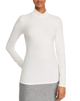 Theory - Mock Neck Top