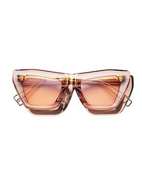 PROJEKT PRODUKT - x Rejina Pyo Women's Geometric Sunglasses, 49mm