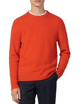 Sandro - Wool & Cashmere Crewneck Sweater