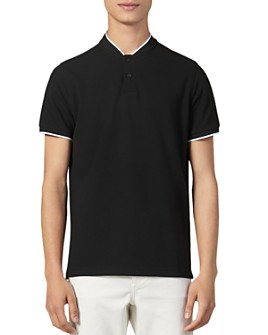 Sandro - Olympic Piqué Polo Slim Fit Shirt