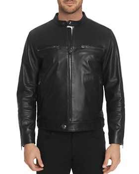 Robert Graham - Brando Leather Jacket