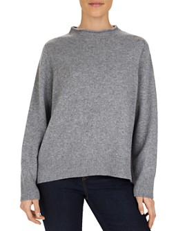 Gerard Darel - Siane Mock Neck Cashmere Sweater
