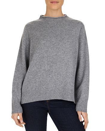 Gerard Darel - Siane Mock Neck Cashmere Sweater