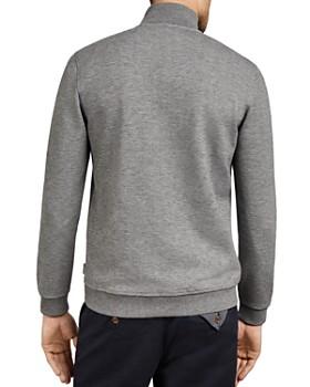 Ted Baker - MMB Sawce Funnel Neck Half-Zip Sweater