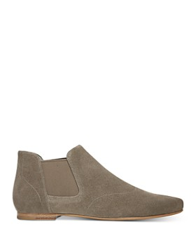 Vince - Women's Camrose Leather Ankle Booties