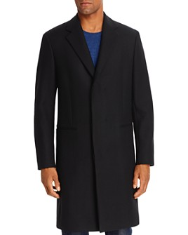 Theory - Melton Regular Fit Topcoat