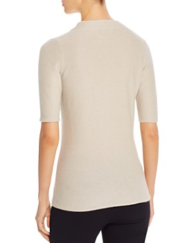 Fabiana Filippi - Cashmere-Blend V-Neck Sweater