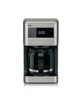 Braun - BrewSense Drip Coffee Maker, 12 Cup - KF7170SI