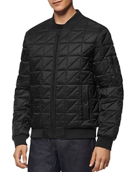 Marc New York - Quilted Bomber