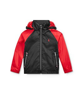 Ralph Lauren - Boys' Packable Hooded Jacket, Little Kid - 100% Exclusive