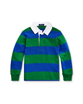 Ralph Lauren - Boys' Striped Rugby Shirt - Little Kid