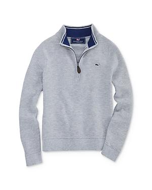 Vineyard Vines Boys' Half-Zip Sweater - Little Kid, Big Kid