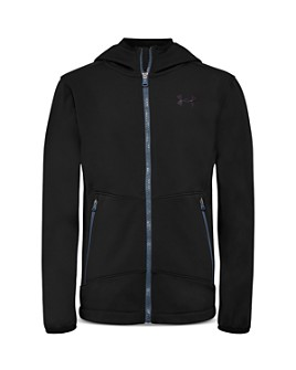 Under Armour - Boys' Sim Zip-Up Jacket - Little Kid