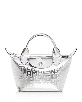 Longchamp - Le Pliage Cuir Mini Leather Handbag