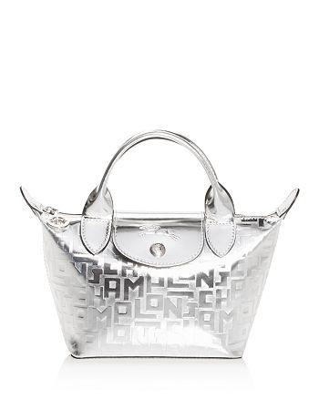 Longchamp - Le Pliage Cuir Mini Leather Handbag