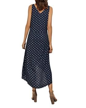 Ted Baker - Printaa Metallic-Dot Maxi Dress