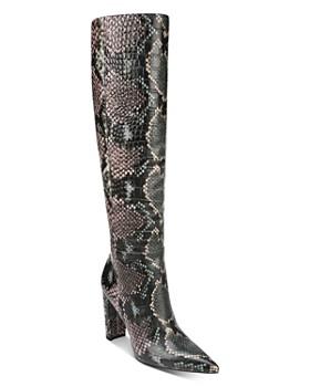 Sam Edelman - Women's Raakel Block Heel Tall Boots