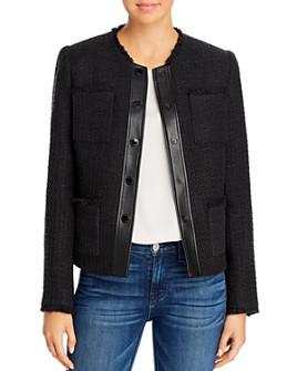 KARL LAGERFELD PARIS - Tweed Jacket