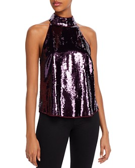 Joie - Lei Lei Sequined Top