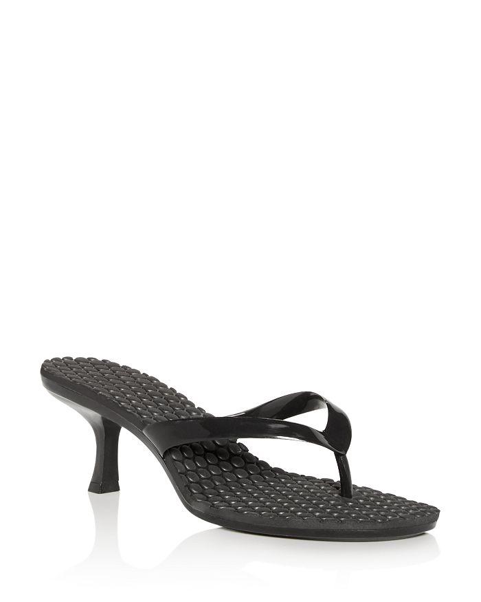 Jeffrey Campbell - Women's Mid-Heel Thong Sandals