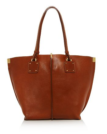 Chloé - Vick Leather Tote