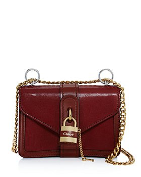 Chloé - Aby Mini Chain Convertible Crossbody
