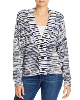 See by Chloé - Marled Knit Cardigan