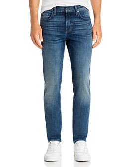 7 For All Mankind - Slimmy Slim Fit Jeans in Redondo
