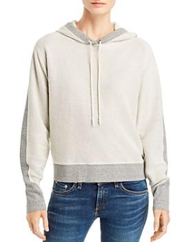 rag & bone - Utility Hooded Sweatshirt
