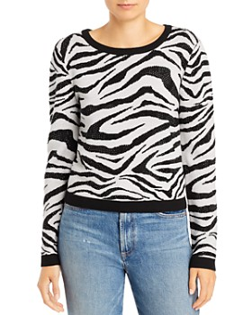 Alice and Olivia - Connie Embellished Sweater