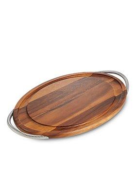 Nambé - Braid Carving Board