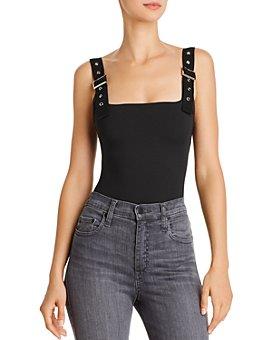 Tiger Mist - Kailey Adjustable Strap Bodysuit
