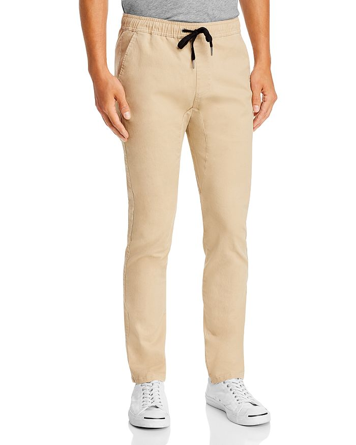 Pacific & Park - Core Twill Slim Fit Jogger Pants - 100% Exclusive
