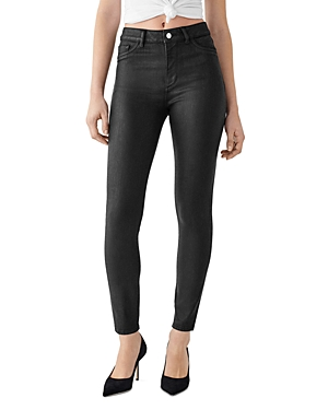 DL1961 x Marianna Hewitt Farrow Ankle High-Rise Jeans in Sonoma-Women