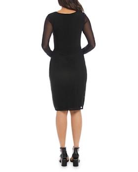 Karen Kane - Twiggy Twist Dress