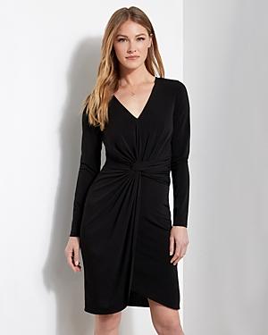 Karen Kane Dresses MEGHAN TWIST-FRONT DRESS