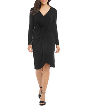 Karen Kane - Meghan Twist-Front Dress