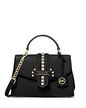 MICHAEL Michael Kors - Bleecker Small Studded Satchel