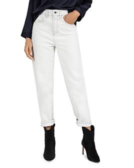 ba&sh - Violon High-Rise Straight-Leg Jeans